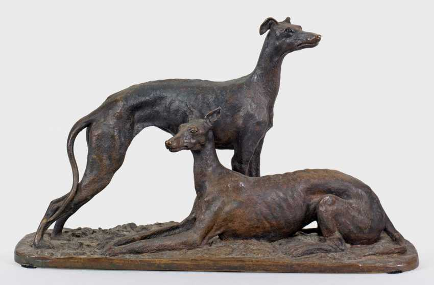 French Animal Sculptor - photo 1