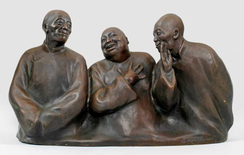 Contemporary Sculptor - photo 1