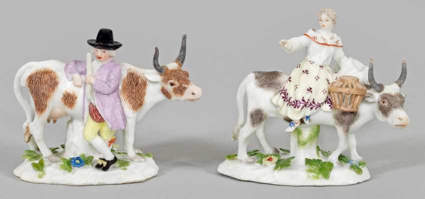 Rare Miniature Figure Groups - photo 1