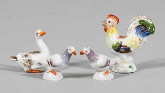 Four Miniature Figures - photo 1