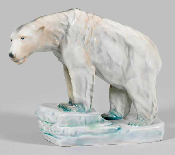 Polar bear - photo 1