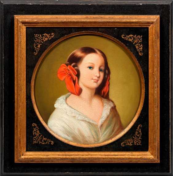 Anonymous Portrait Painter - photo 1