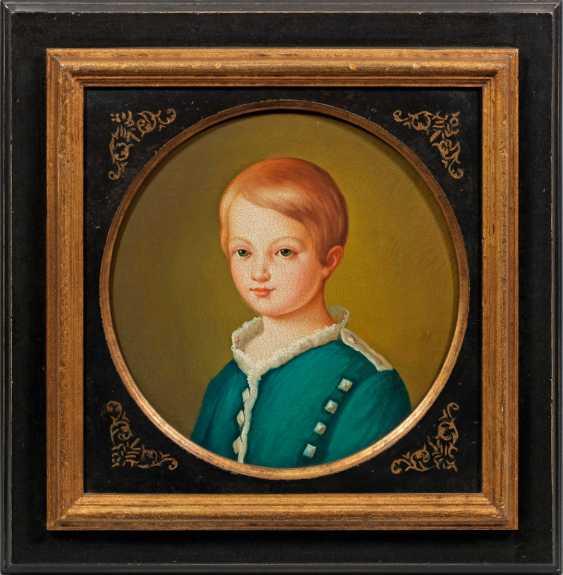 Anonymous Portrait Painter - photo 2