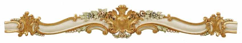 Large Rococo Supra Porte - photo 1