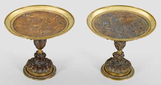 Couple Of Historicism-Centrepieces - photo 1