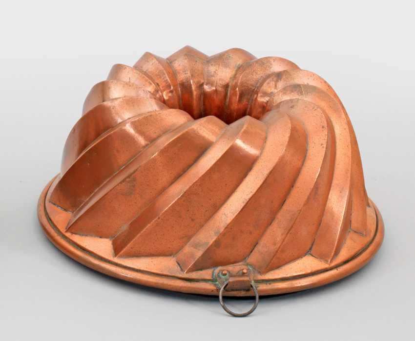 Bundt Cake Baking Pan - photo 1