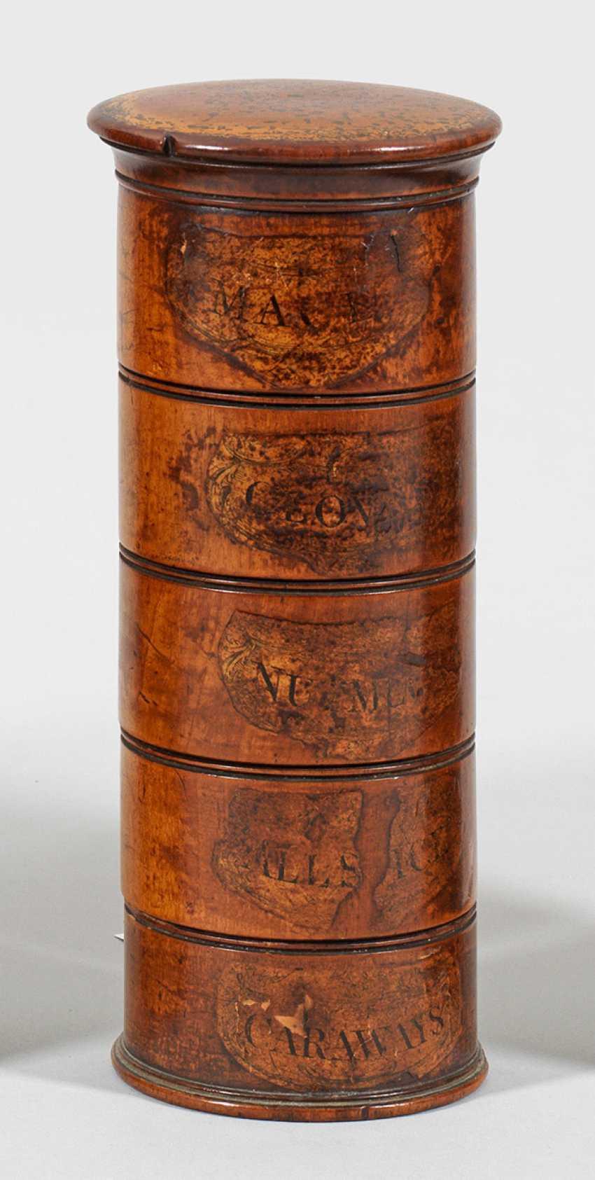 Spice jar - photo 1
