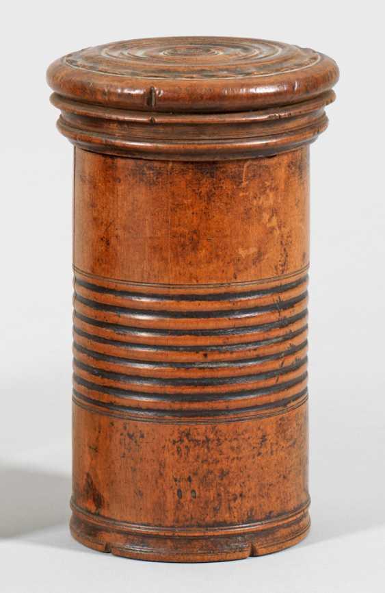 Large Apothecary Jar - photo 1