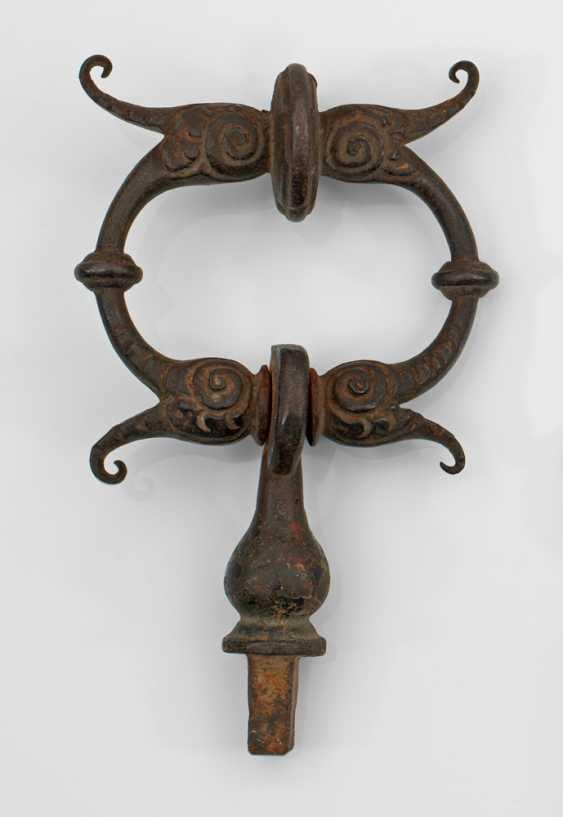 Door knocker - photo 1