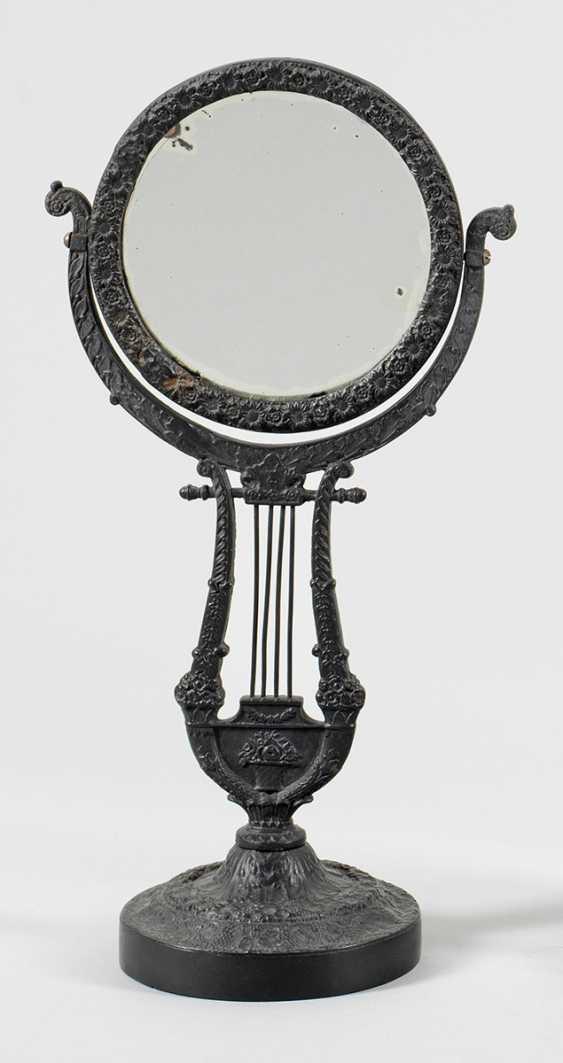 Стол зеркало - фото 1