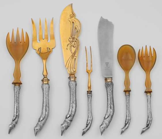 Hunting-Serving Cutlery - photo 1