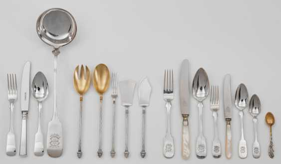 High-quality dining Cutlery for 12 persons - photo 1