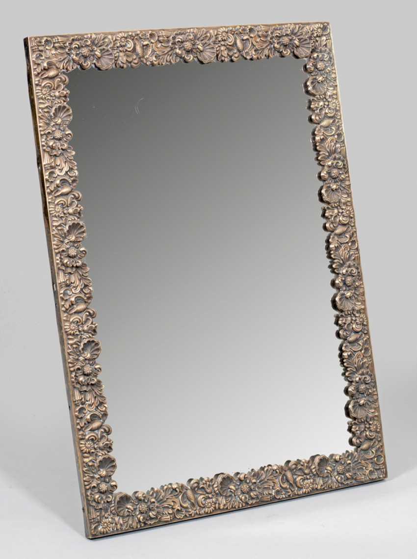 Table mirror - photo 1