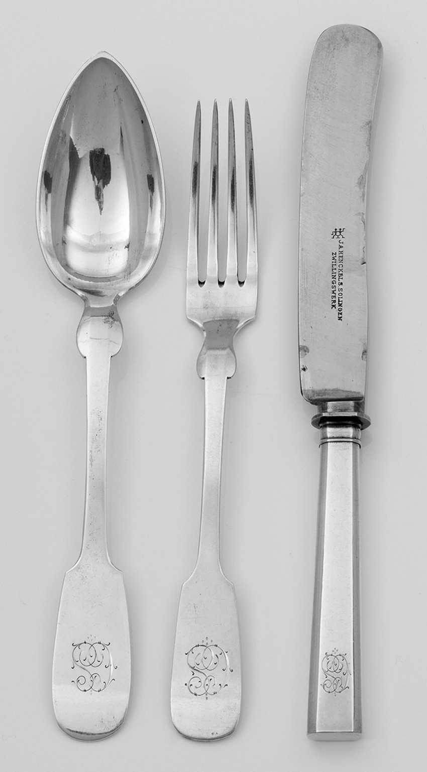 Dining Cutlery for 3 people - photo 1