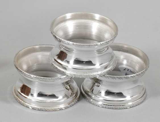 Six Napkin Rings - photo 1
