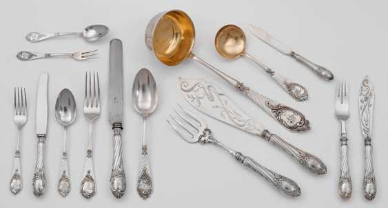Extensive range of Cutlery by Gustav Klingert - photo 1