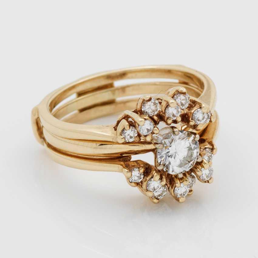 Convertible Ring Brilliant - photo 1
