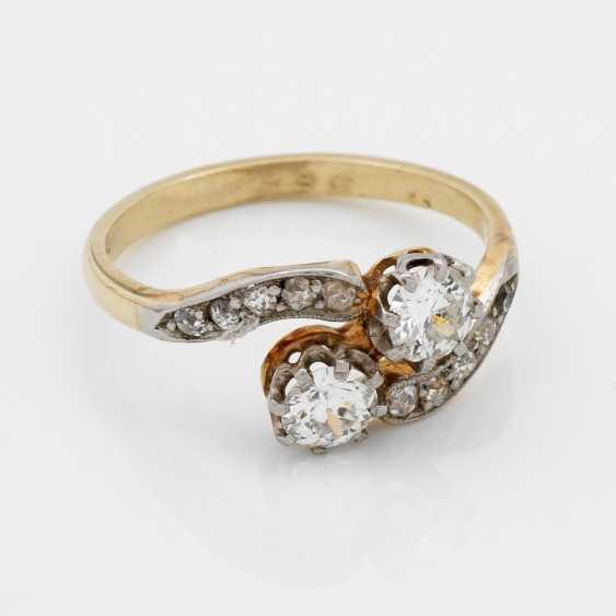 Art Nouveau Ring - photo 1