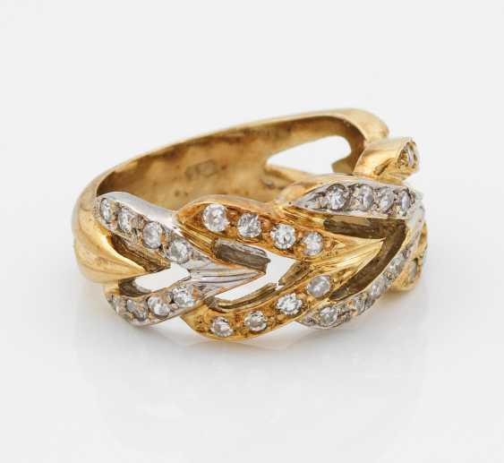 Decorative Diamond Ring - photo 1