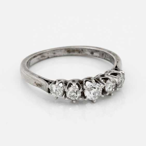 Fine Diamond Ring - photo 1