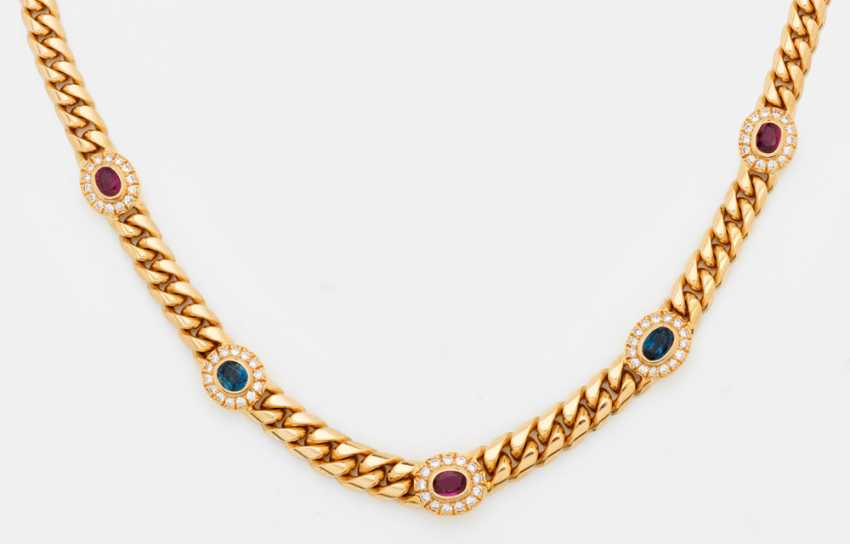 Classic Multicolor necklace from Hirner - photo 1