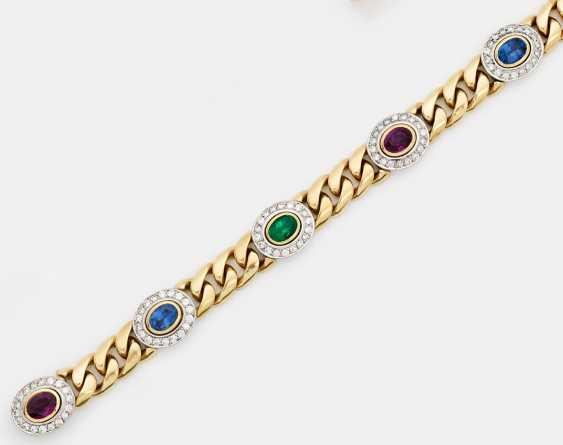 Classic Multicolor bracelet Hirner - photo 1