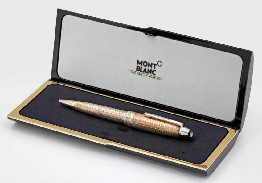 Montblanc-Ballpoint Pen - photo 1