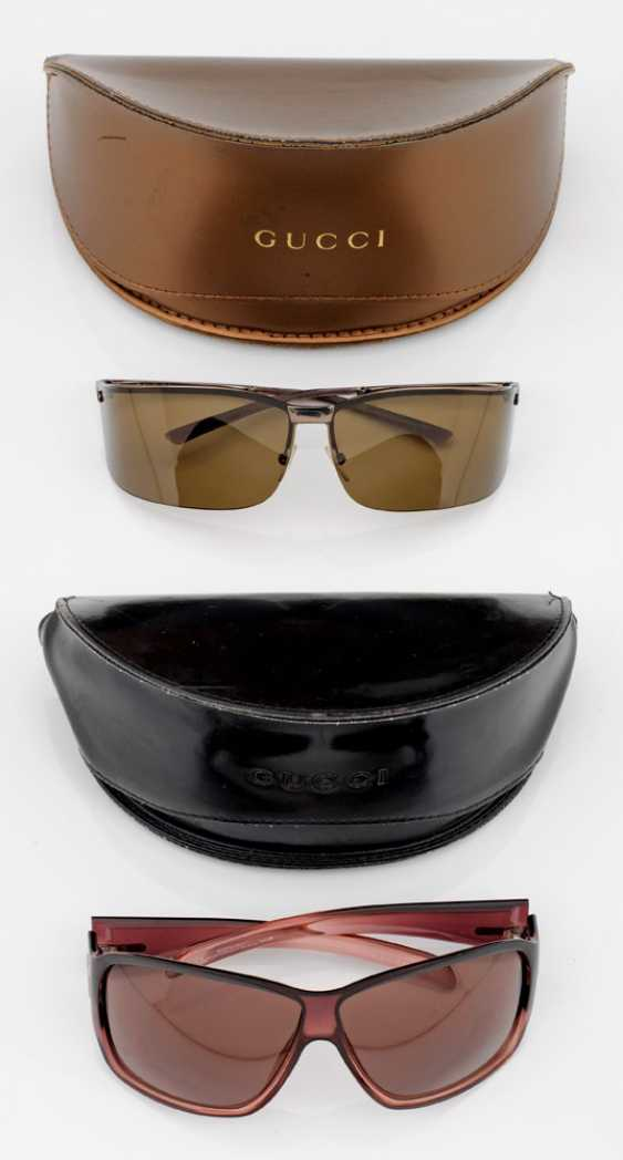 Two sunglasses of Gucci - photo 1