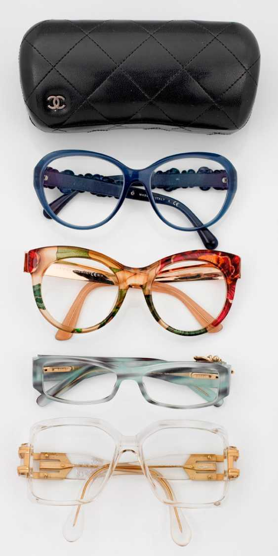 Four Designer eyewear from Chanel, Gucci and Cazal - photo 1