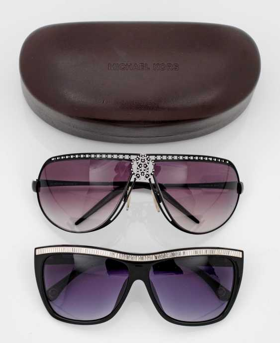 Two sunglasses from Michael Kors and Roberto Cavalli - photo 1
