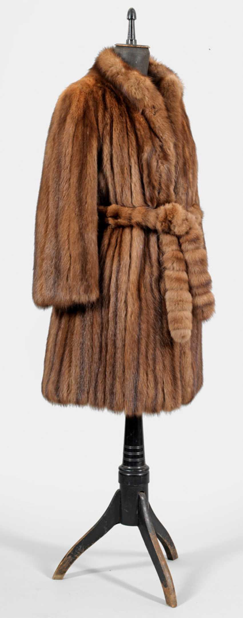 Exclusive Sable Coat - photo 1