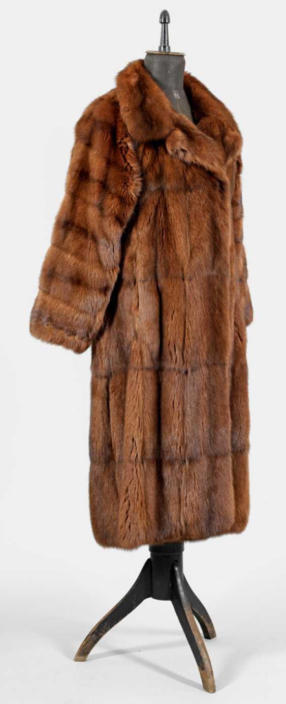 Luxeriöser Sable Coat - photo 1