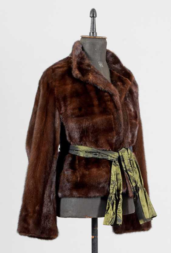 Extravagant Mink Fur Jacket - photo 1