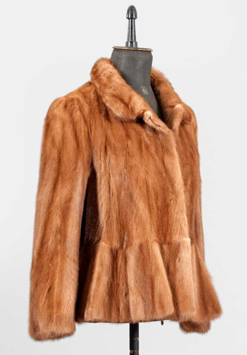 Mink jacket - photo 1