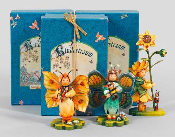 13 collector figures from Käthe Wohlfahrt - photo 1