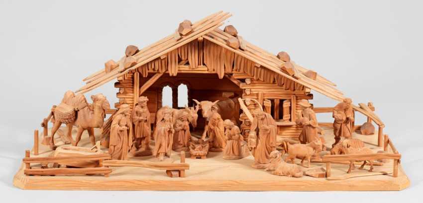 Christmas Nativity scene - photo 1