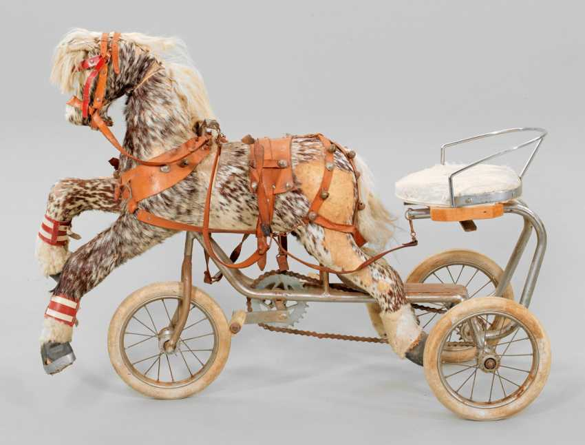 Horse Tricycle - photo 1