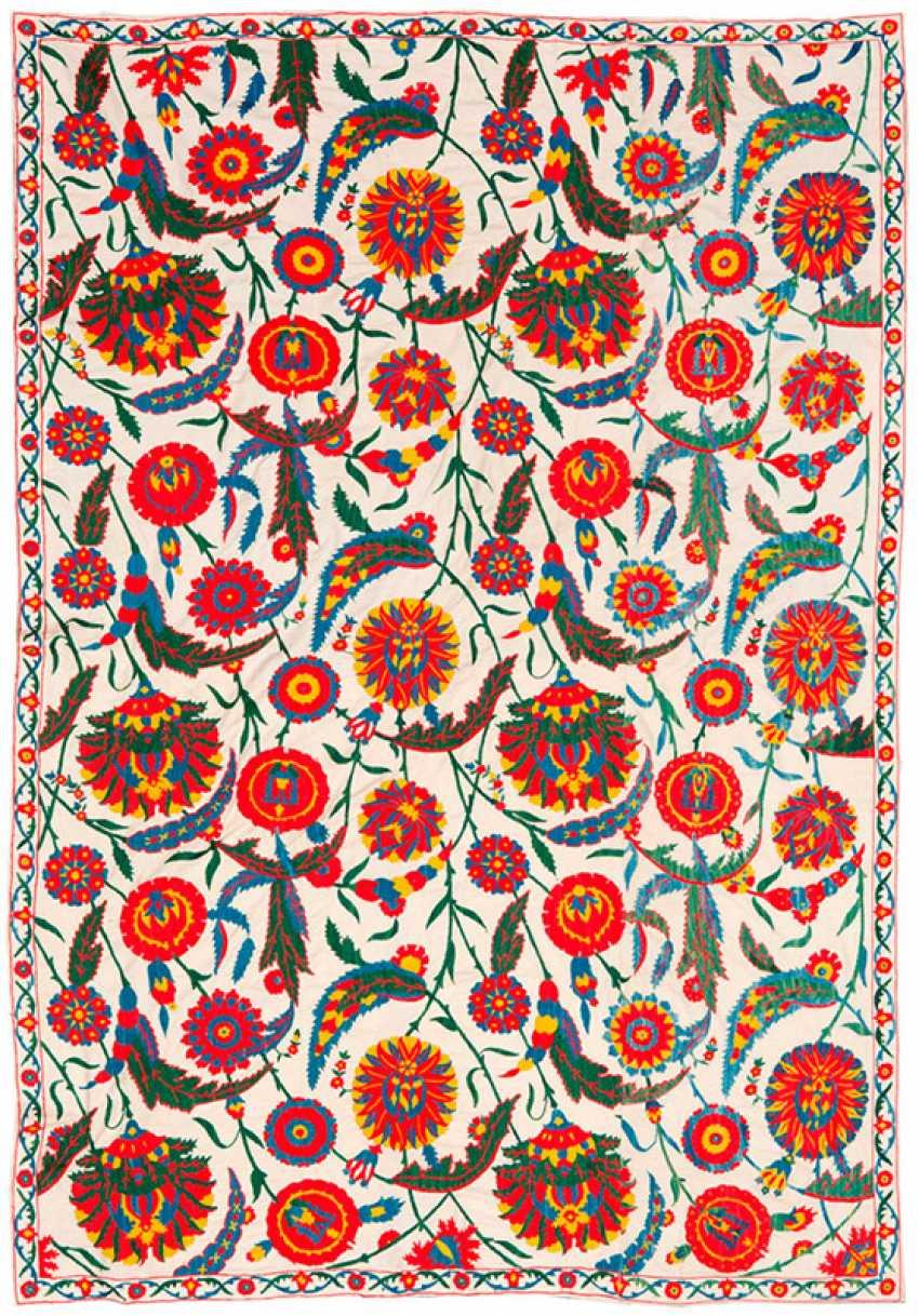 Suzani-Stickerei - photo 1
