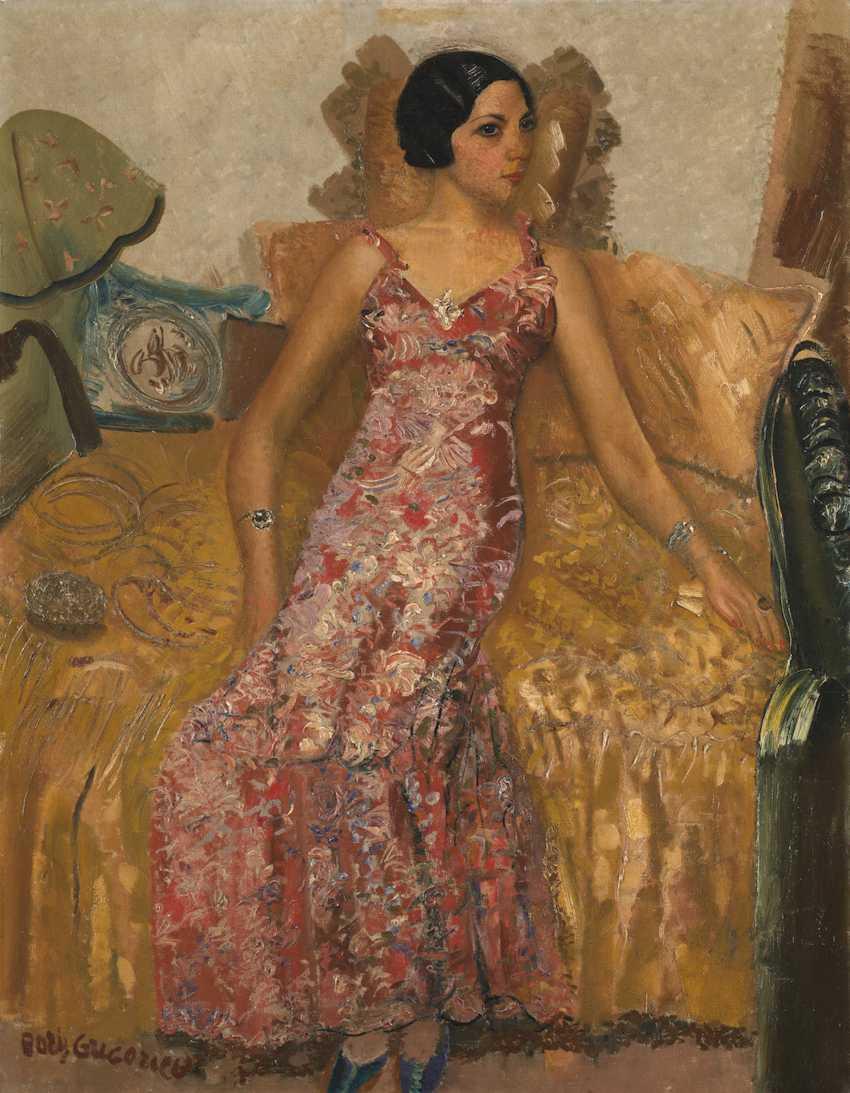 GRIGORIEV, BORIS (1886-1939)