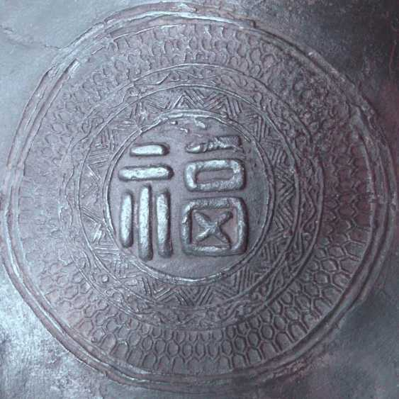 Rare incense burner with two star constellations - photo 2