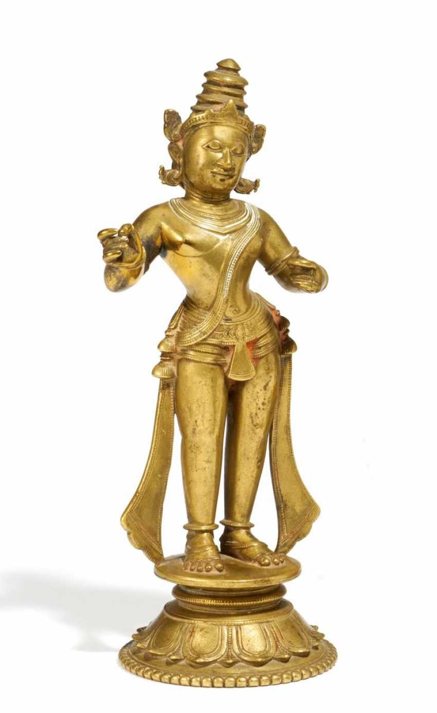 Male Hindu deity - photo 1