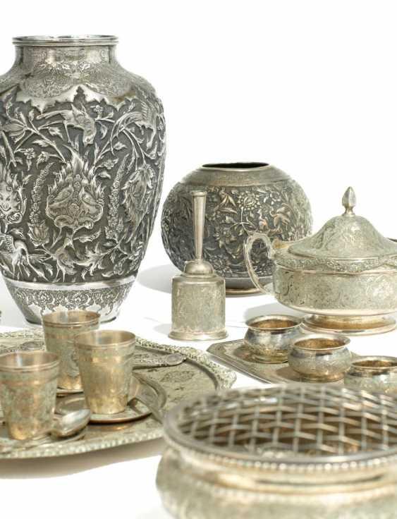 Vintage Persian silver - photo 1