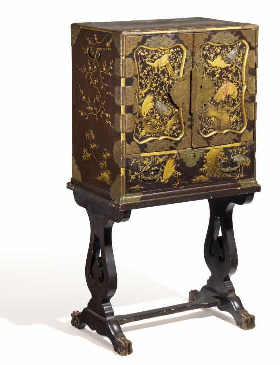 Cabinet with base - photo 1