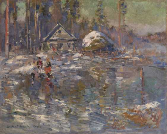 KOROVIN, KONSTANTIN (1861-1939) - photo 1