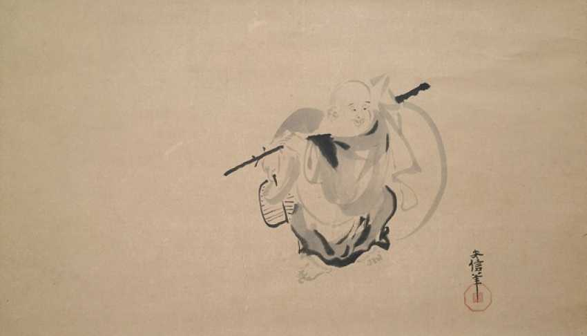 Kano Yasunobu (1613-1685) attr. - photo 1