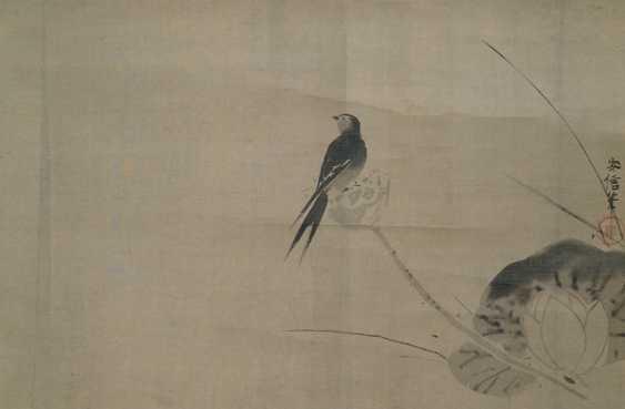 In the style of Kano Yasunobu (1613-1685) - photo 1