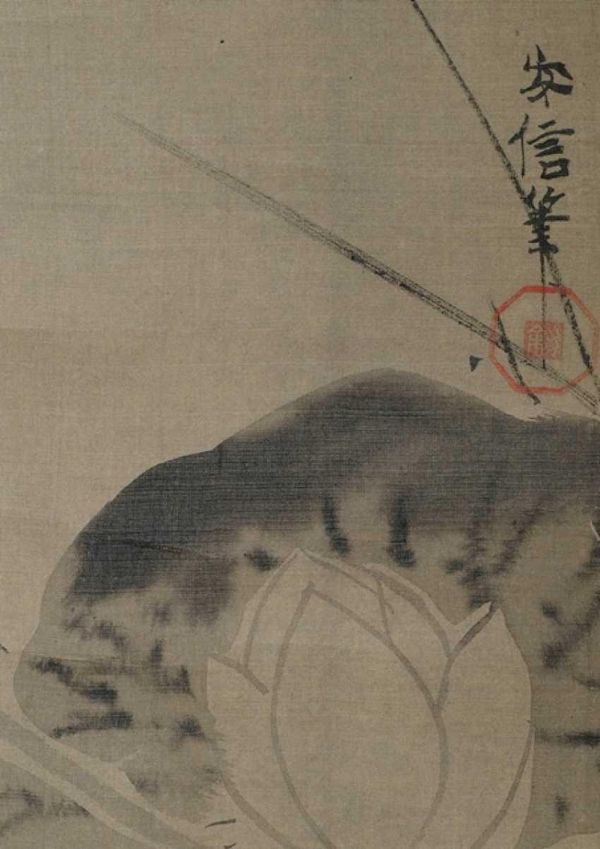 In the style of Kano Yasunobu (1613-1685) - photo 2