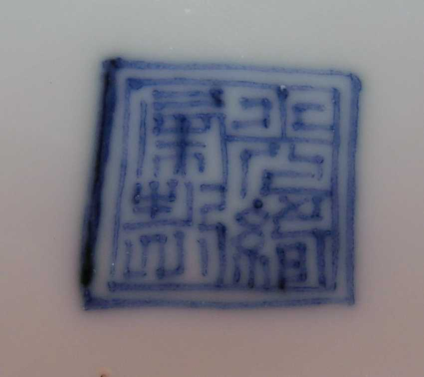 Collection of blue-and-white porcelain - photo 3