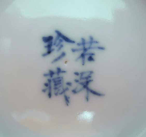 Collection of blue-and-white porcelain - photo 4