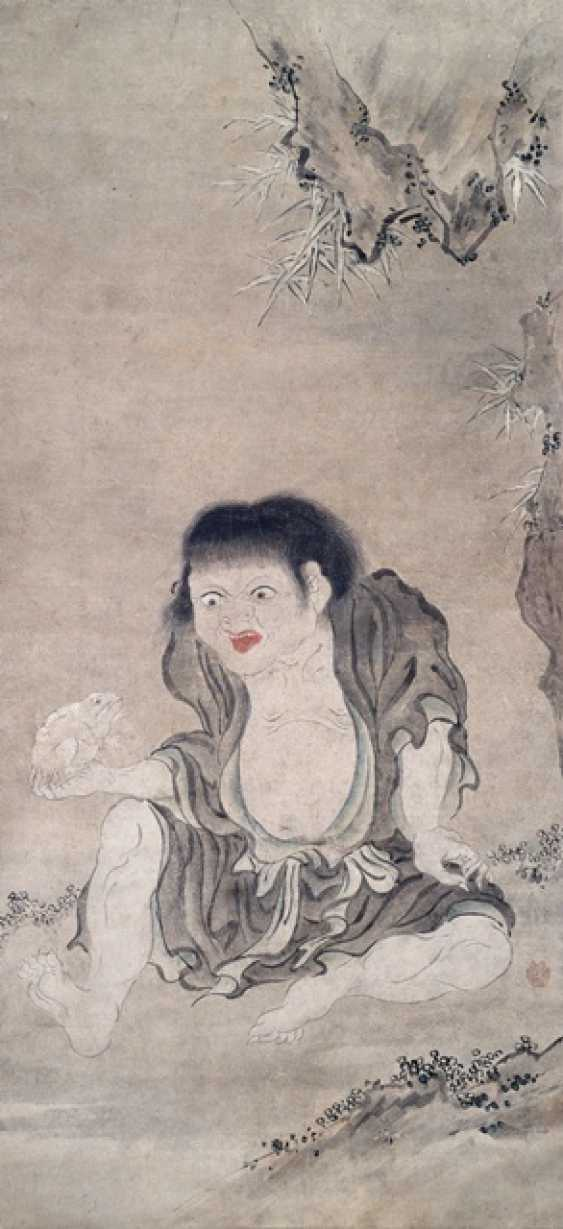 In the style of Kano Motonobu (1476-1559) - photo 1